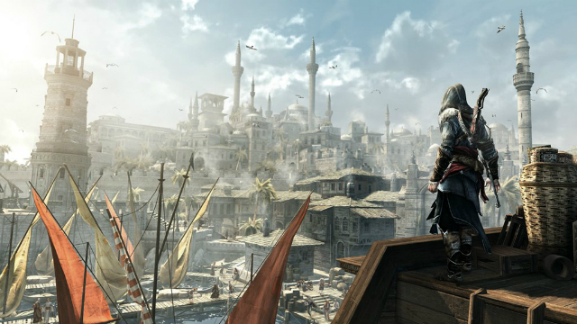 Assassins Creed: Revelations - Constantinople Imperial North Port