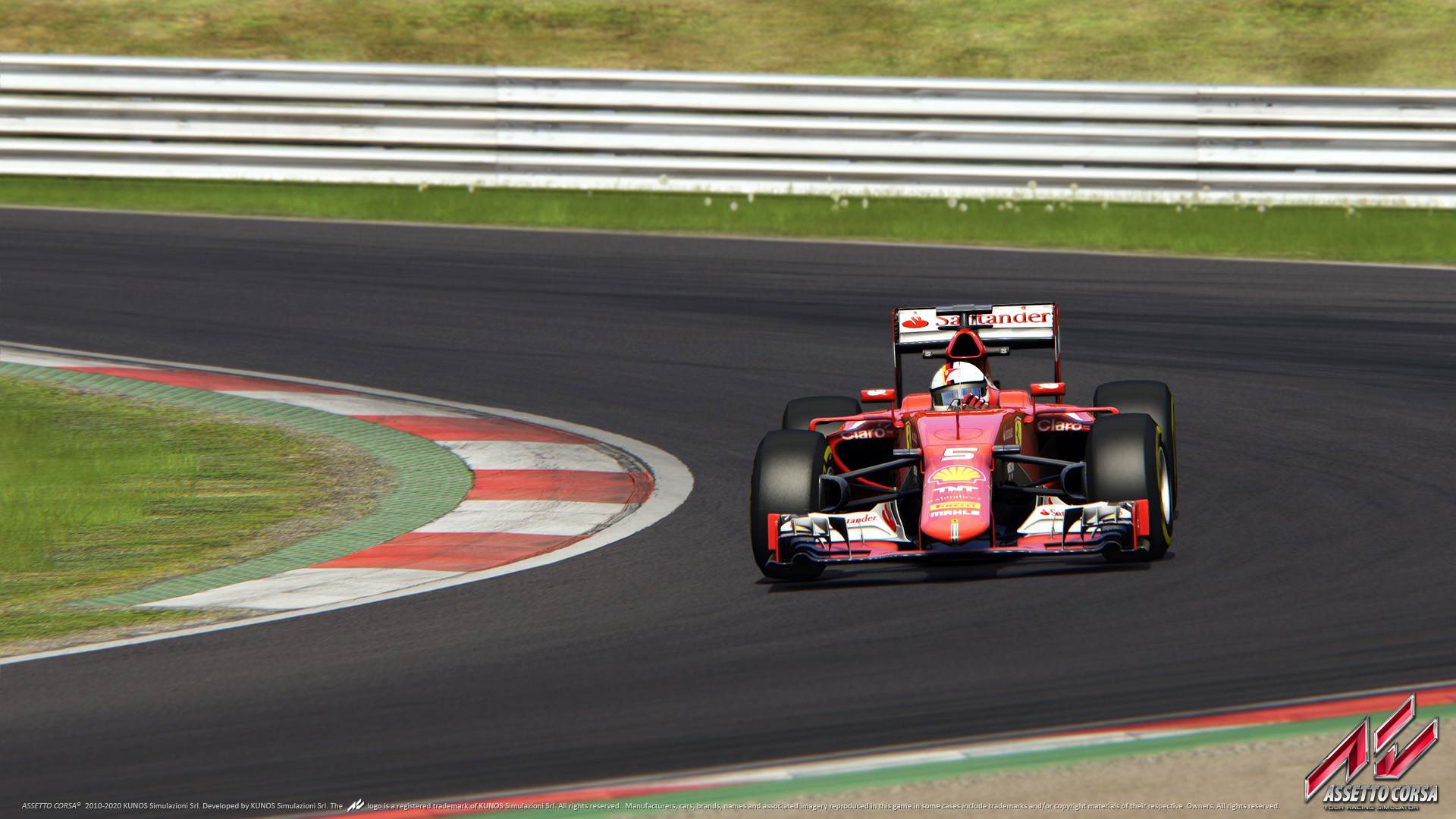 Assetto corsa ps4 screenshot