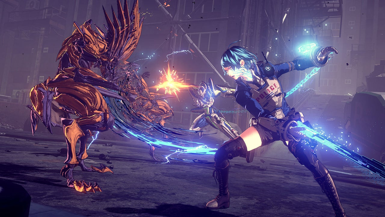 New Astral Chain gameplay shown off at Gamescom
