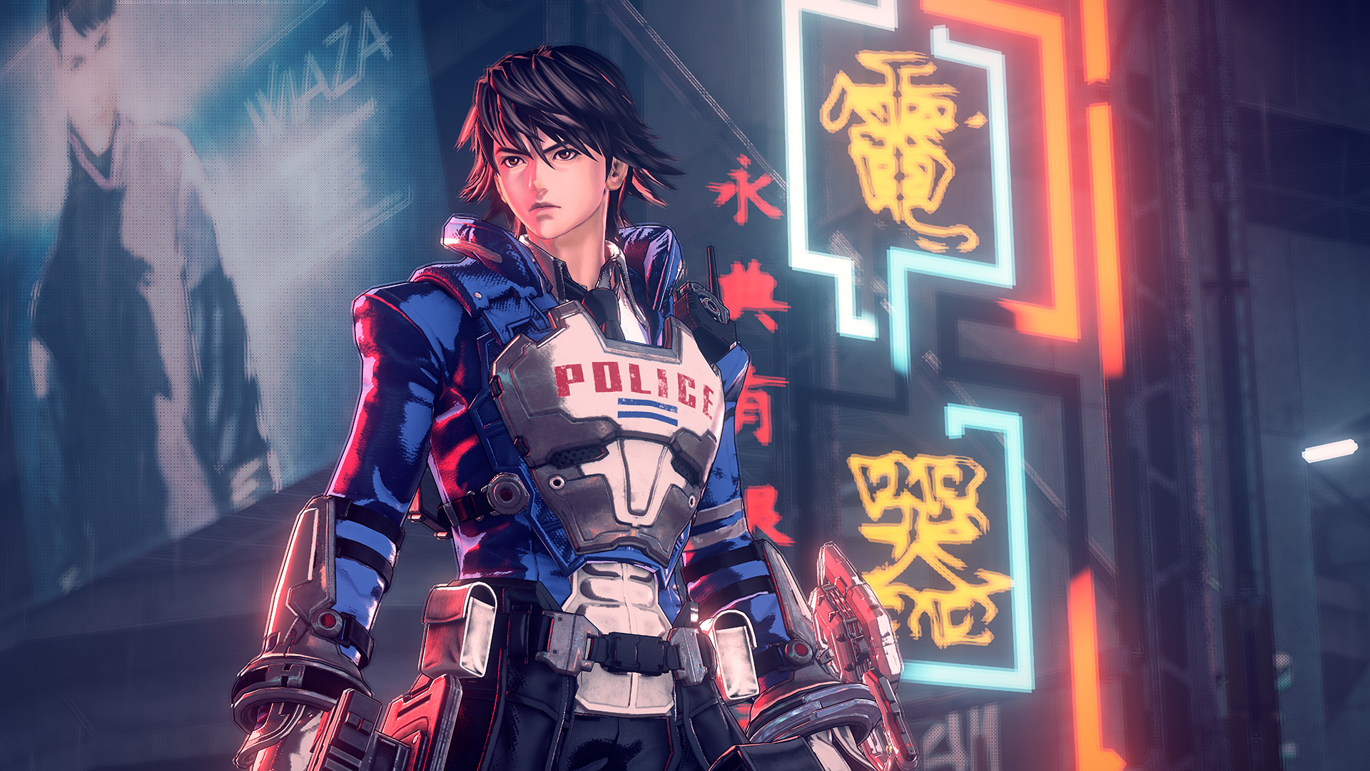 Astral Chain: Platinum's best yet?