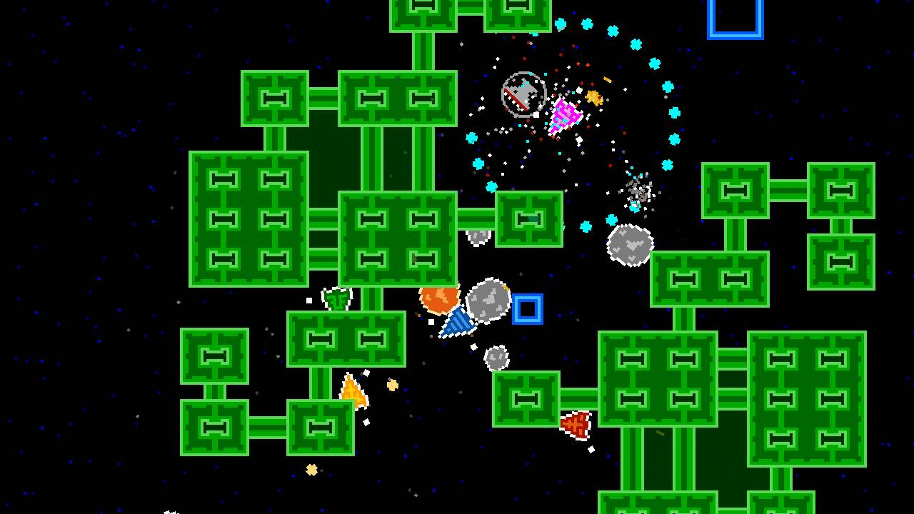 Astro Duel Deluxe screenshot 2