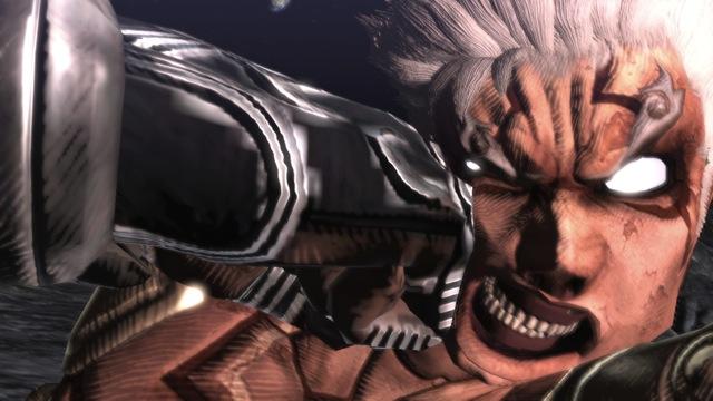 Asura's Wrath - Smack