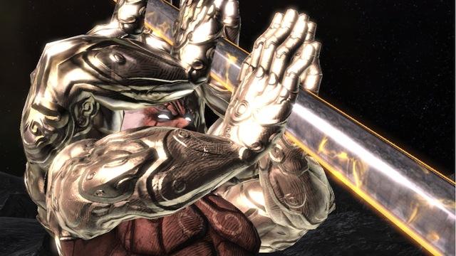 Asura's Wrath - Sword