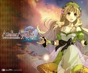 Atelier Ayesha: The Alchemist of Dusk Announced