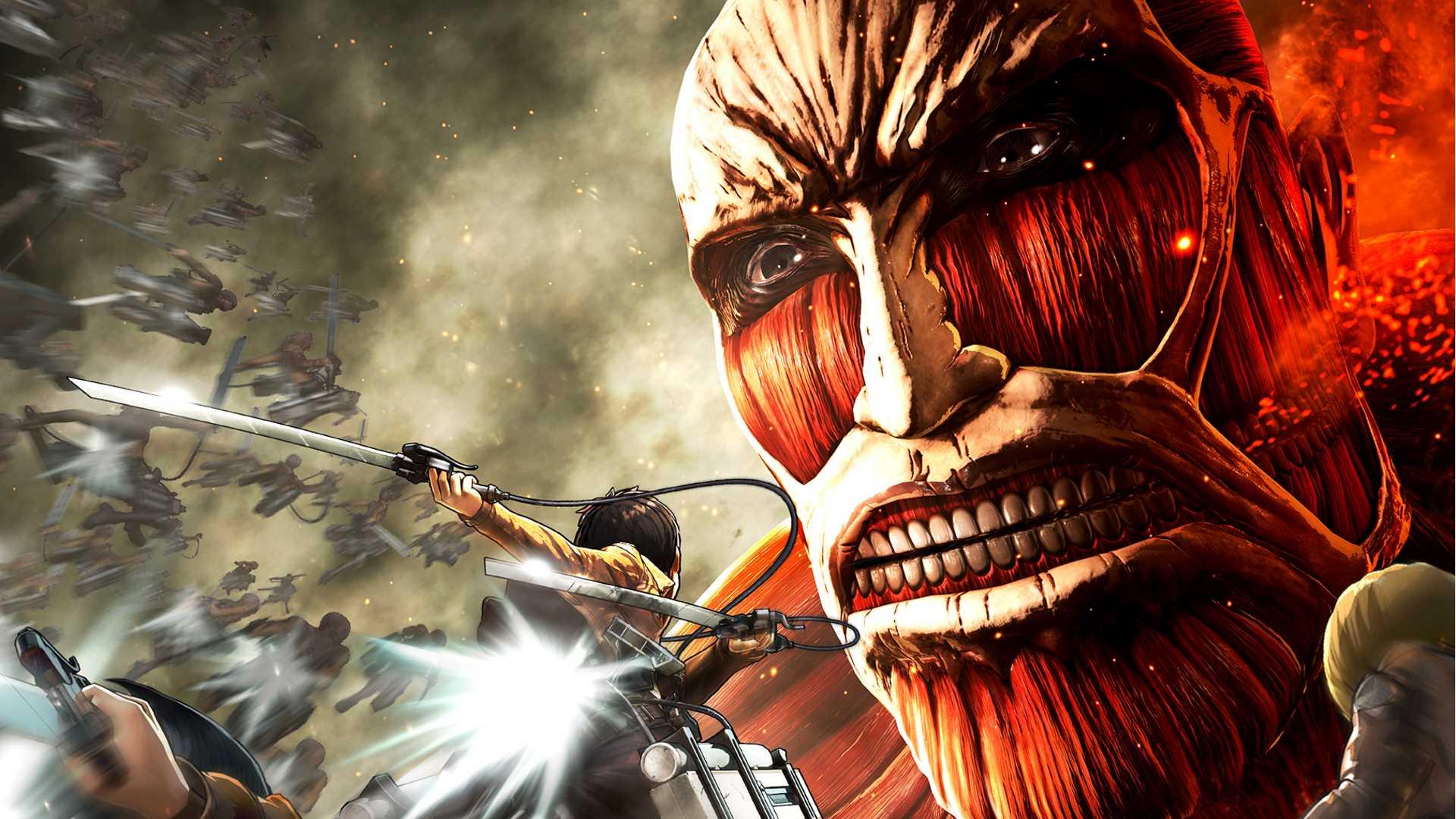 Attack On Titan Tactics Review - UpDownLeftDie