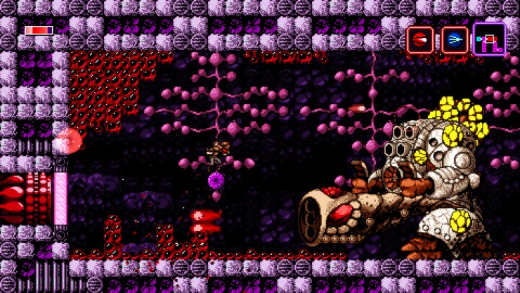 Axiom Verge screen