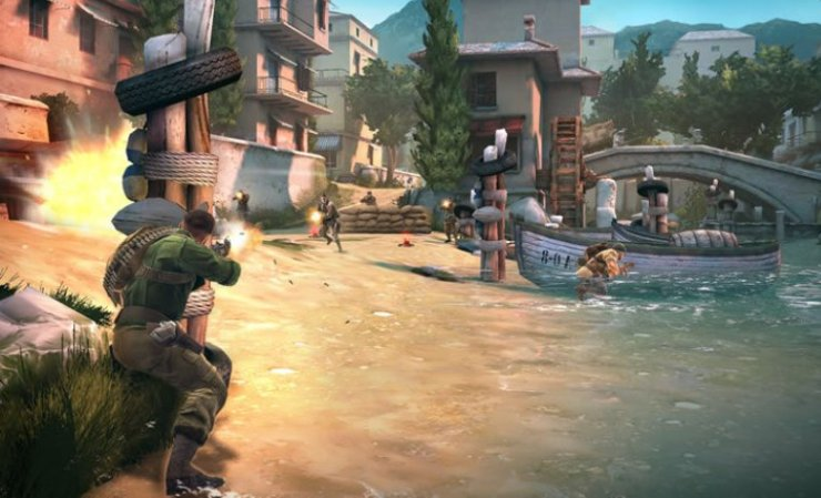 Brothers in arms 3 sons of war review there are no multiplayer modes at all unlike previous entries into the mobile series but it isnt really missed there are so many stages to play malvernweather Gallery