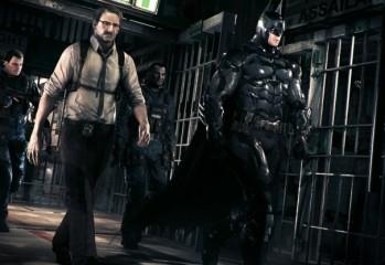 BAK - Batman and Gordon
