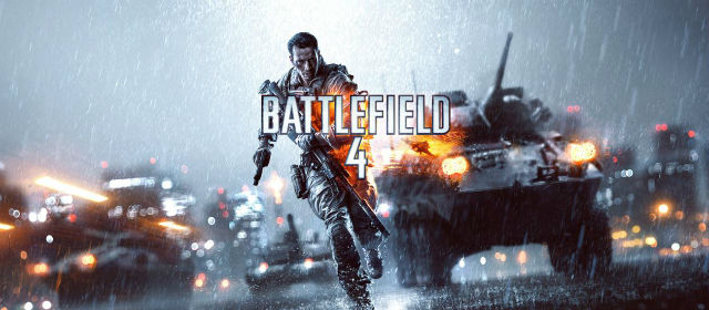 EA Stokes The Hype Machine With Battlefield 4-Inspired Art