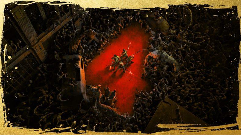Back 4 Blood closed alpha impressions