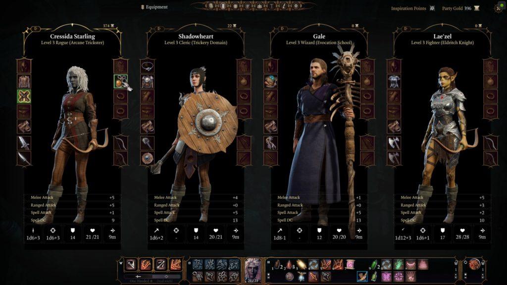 Baldurs Gate 3 Early Access Impressions