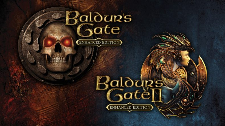 Balddurs Gate 1 & 2 Enhanced Edition