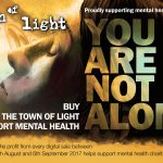 Wired Productions helps support mental health charities through The Town of Light sales