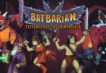 Batbarian review