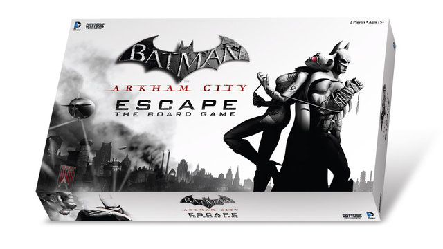 Batman Arkham City Escape 640x360