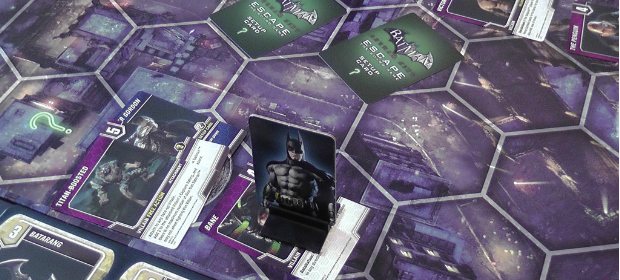 Batman: Arkham City – Escape Review