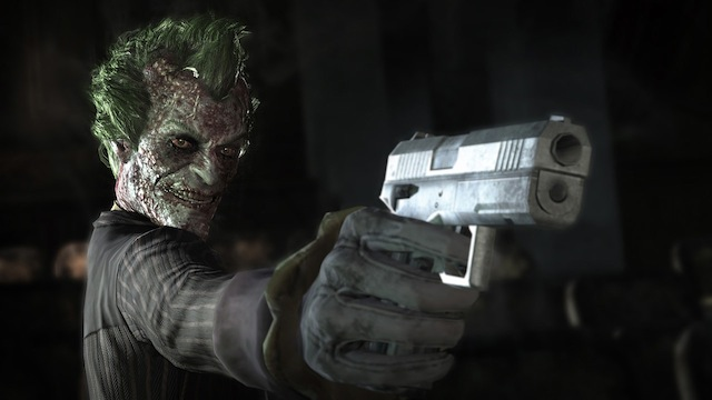 Batman: Arkham City - Joker Pistol