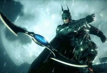 Batman Arkham Knight interview