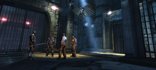 New Management in Batman: Arkham Origins Blackgate