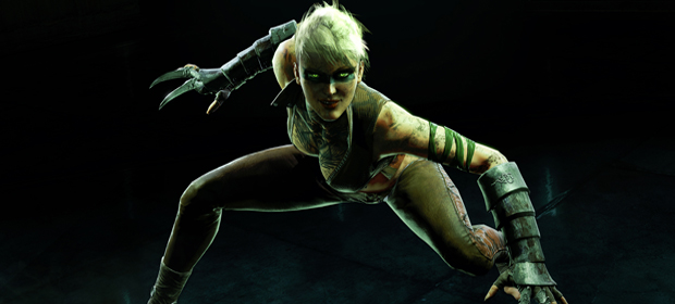 Copperhead Revealed at Batman: Arkham Origins SDCC Panel