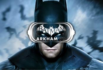Batman Arkham VR review
