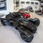 See the Batmobile in Real Life