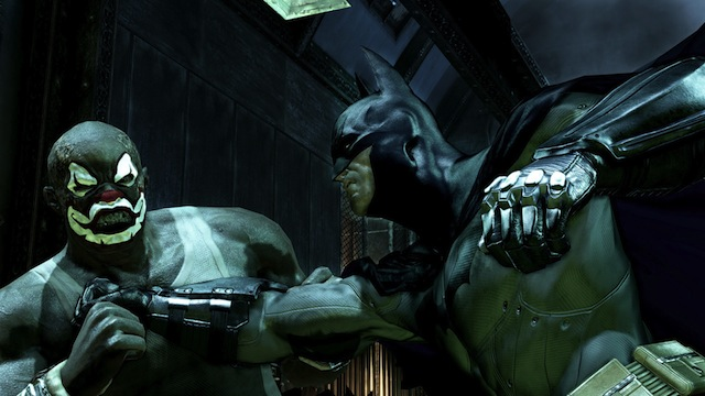 Batman: Arkham Asylum - Attack