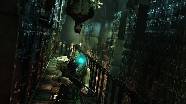 Batman: Arkham Asylum - Inverted Takedown