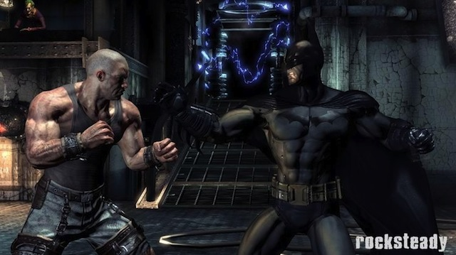 Batman: Arkham Asylum - Punch