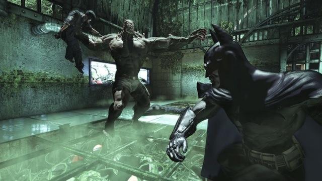 Batman: Arkham Asylum - Titan Thug