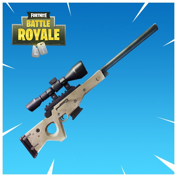 Fortnite Guns Sniper Pictures To Pin On Pinterest PinsDaddy
