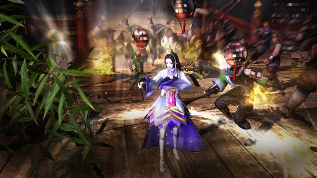 Warriors Orochi 3 - Battle Kaguya