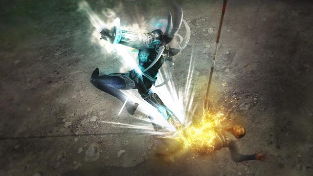 Warriors Orochi 3 - Battle Nezha 2