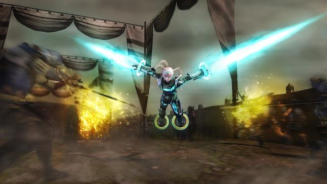 Warriors Orochi 3 - Battle Nezha