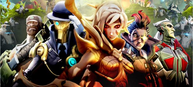 Gearbox and 2K Announce Battleborn