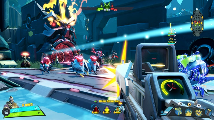 Battleborn preview hands-on