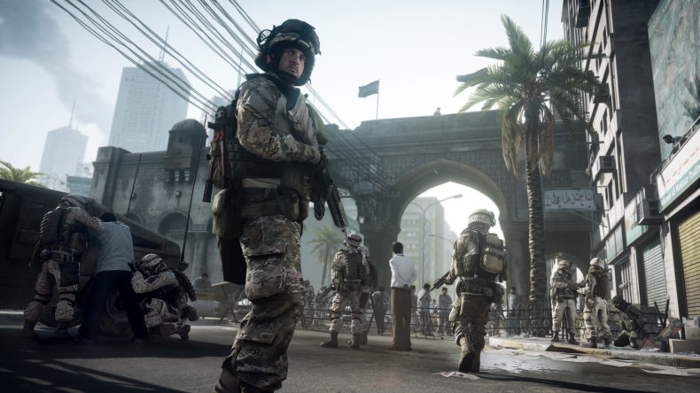 Battlefield 6 rumours
