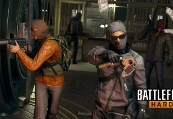 Battlefield Hardline beta hands on