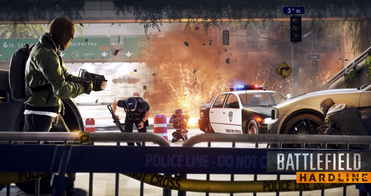 Battlefield Hardline retail multiplayer thoughts