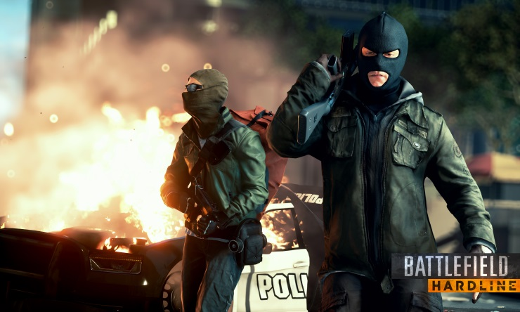 Battlefield Hardline review in progress
