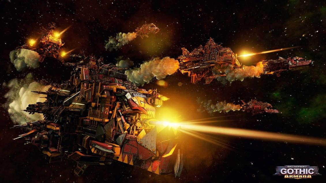 Battlefleet Gothic Armada Review