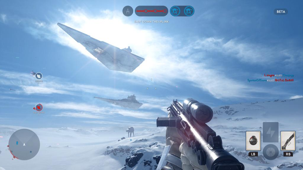 Battlefront Beta 2