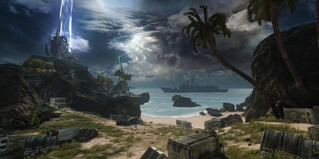Battleship - Environment