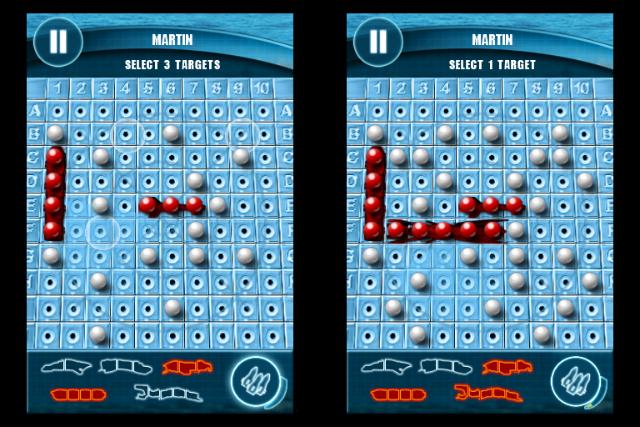Battleship Free - Screenshot