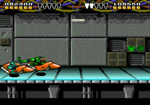 Battletoads - Screenshot