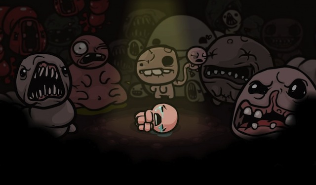Binding of Isaac - Crying