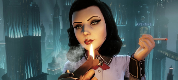 See The Achievements List And First 5 Minutes Of Bioshock Infinite: Burial At Sea