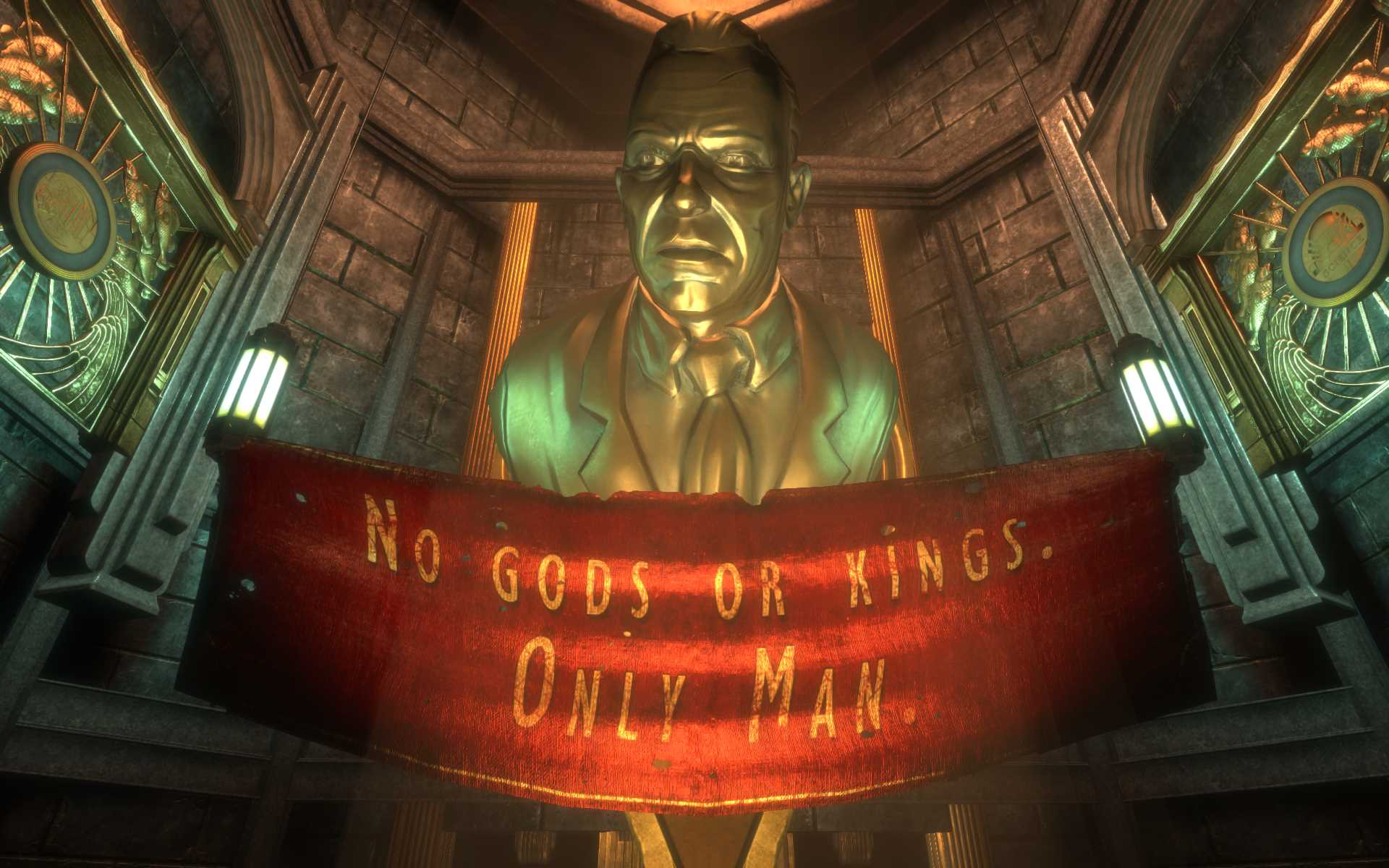 BioShock remastered screenshot