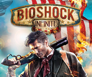 Bioshock Infinite's North American Box Art is Pretty Uninspired