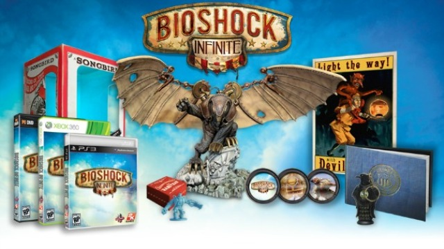 Bioshock Infinite Collector's Edition Revealed